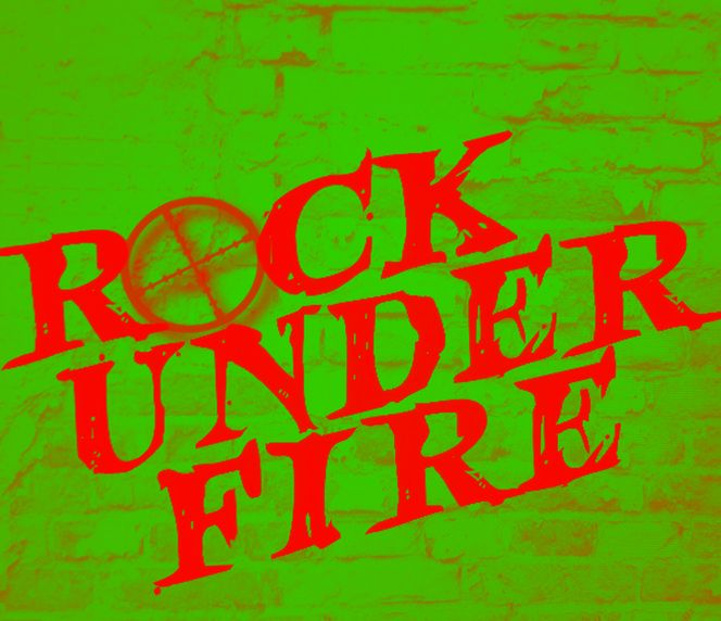 Rock Under Fire Xmas